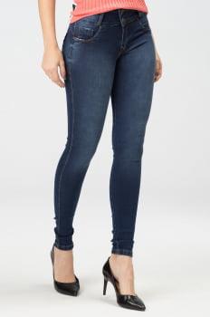 Calça Jeans Skinny Feminina Levanta Bumbum F2020275