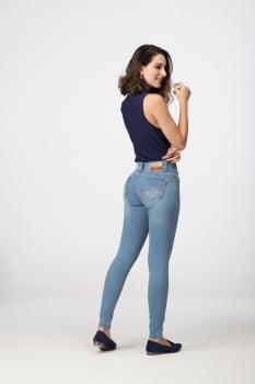 Calça Jeans Skinny Levanta Bumbum F2020209