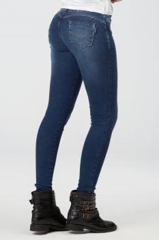 Calça Jeans Skinny Levanta Bumbum F2020269