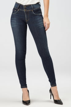 Calça Jeans Skinny Levanta Bumbum F2020272