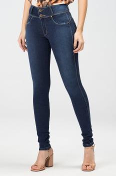 Calça Jeans Skinny Levanta Bumbum F2020274