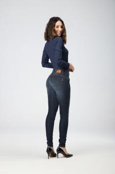 Calça Jeans Skinny Levanta Bumbum F2020282