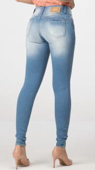 Calça Jeans Skinny Levanta Bumbum F2020307