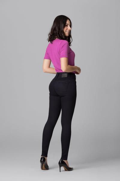 Calça Jeans Skinny Levanta Bumbum F2021032