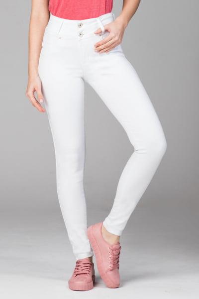 Calça Jeans Skinny Levanta Bumbum F2021900