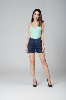 Short Jeans Feminino F2020418