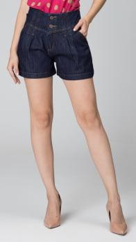Shorts Jeans Feminino F2020407