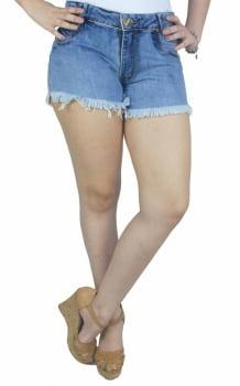 Short Jeans Feminino S191001
