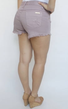Short Rosa Chá Feminino S172031