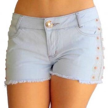 Shorts Jeans Feminino F2146