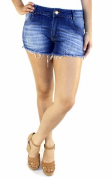 Short Jeans Feminino S172003