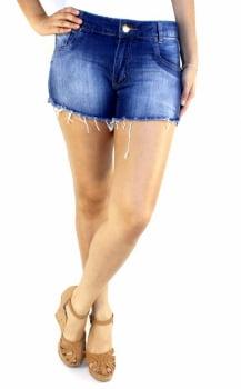 Short Jeans Feminino S172004